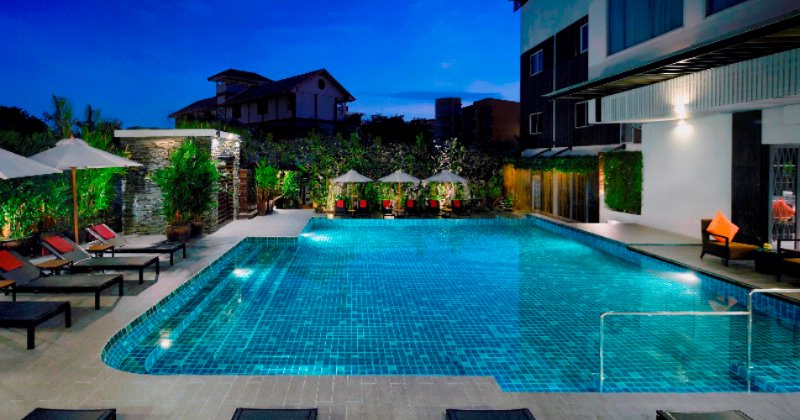 Courtyard By Marriott South Pattaya-Hotel Pool 7 of 9