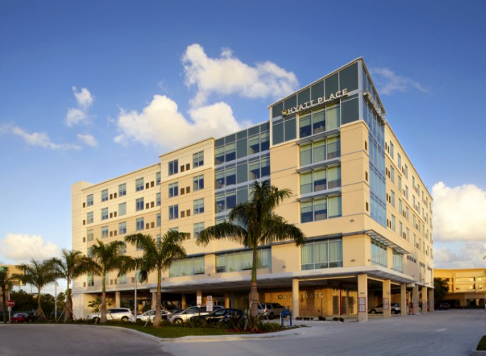 Hyatt Place Miami Airport East 1 of 16