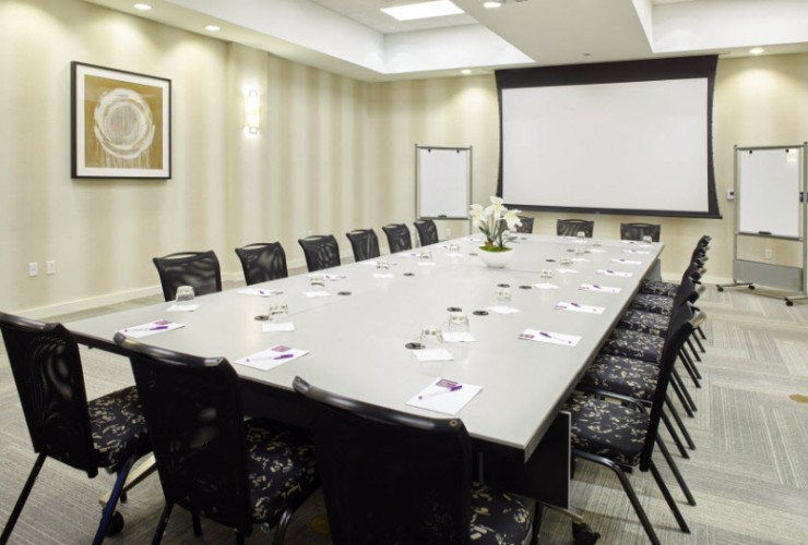 Meeting Room Boardroom Style 16 of 16