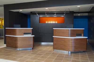 Front Desk 19 of 22