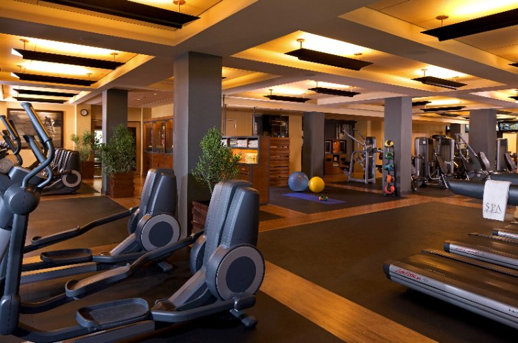 Fitness Center At The Peninsula New York 20 of 30