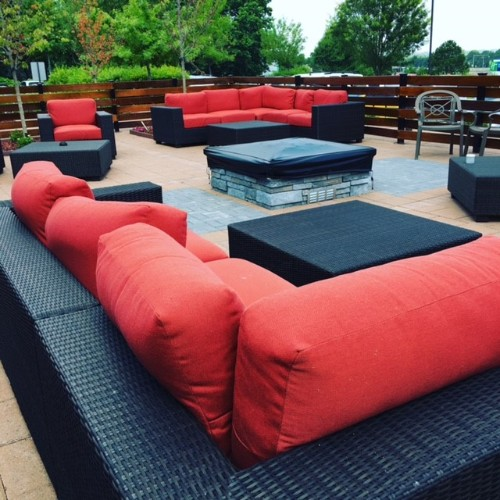 Boston\'s Welcoming Firepit And Patio 13 of 20