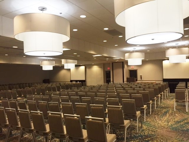 Our Beautiful New Ballroom Holding Up To 425 For A Reception 15 of 20