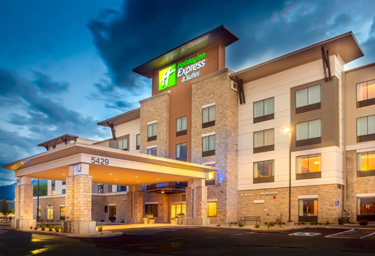 Holiday Inn Express & Suites Salt Lake City Murray 1 of 16