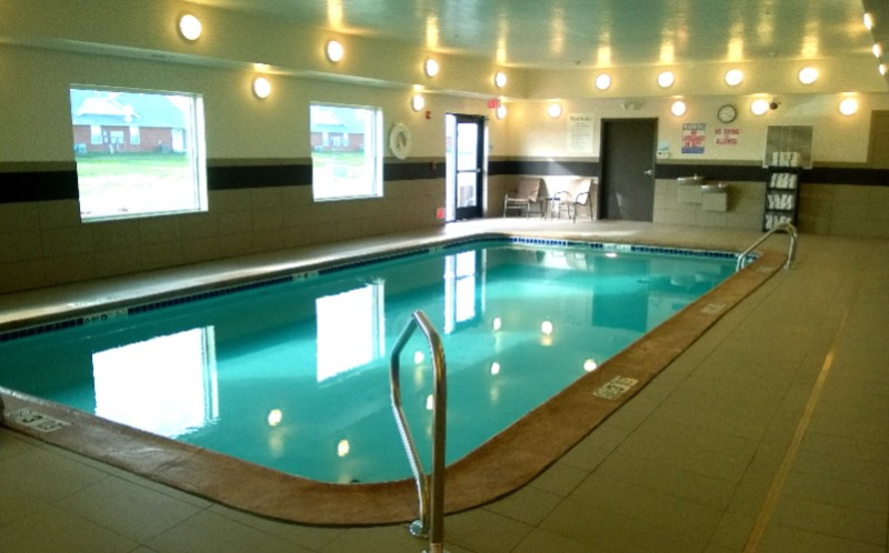 Indoor Heated Pool 11 of 12