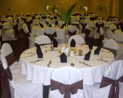 Wedding Reception Set For 120 12 of 16
