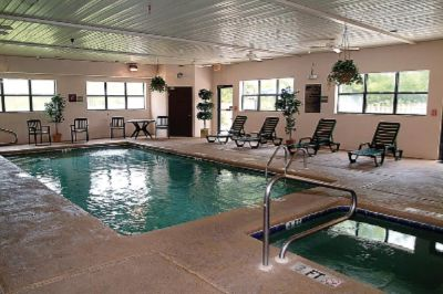 Indoor Pool & Spa 4 of 10