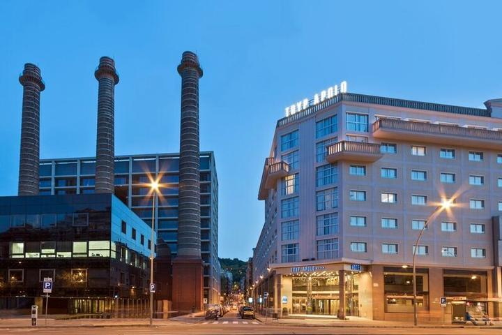Image of Tryp Barcelona Apolo Hotel