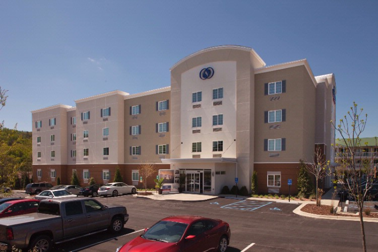 Candlewood Suites Birmingham / Homewood 1 of 8