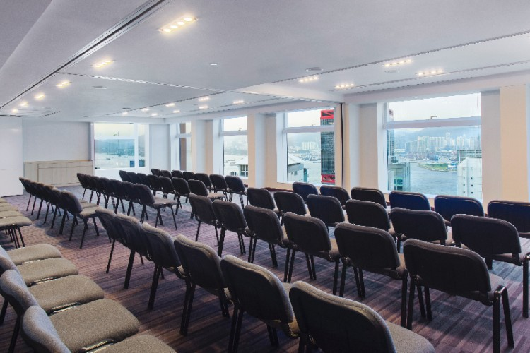 Holiday Inn Express Hong Kong Soho -Function Room Theatre Style 14 of 15