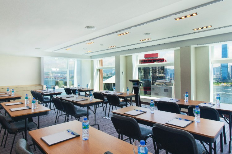 Holiday Inn Express Hong Kong Soho -Function Room Classroom Style 8 of 15