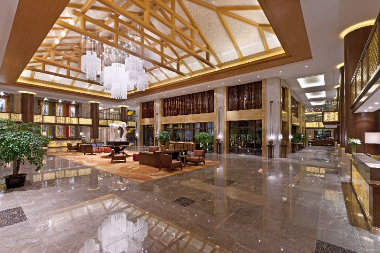 Sheraton Hangzhou Wetland Park Resort 1 of 10