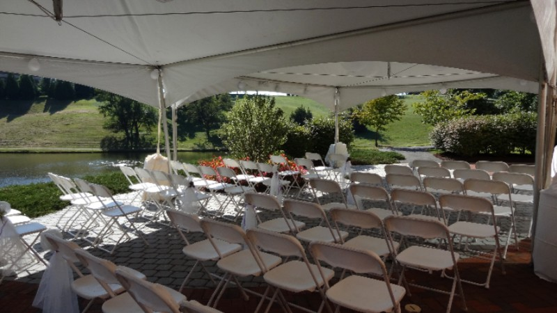 Outdoor Seating For Wedding 11 of 19
