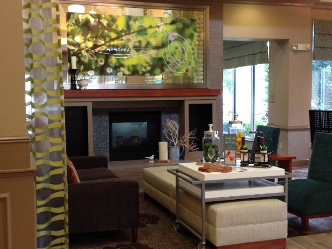 Our Remodeled Lobby 4 of 19