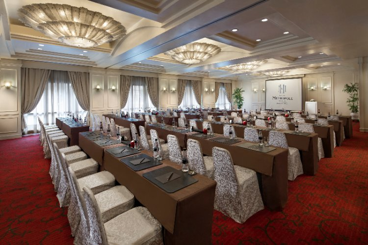 Sofitel Legend Metropole Hanoi -Thang Long Hall 17 of 31