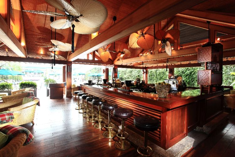 Sofitel Legend Metropole Hanoi -Bamboo Bar 28 of 31