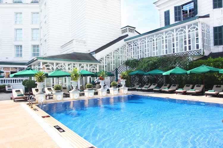 Sofitel Legend Metropole Hanoi -Swimming Pool 9 of 31