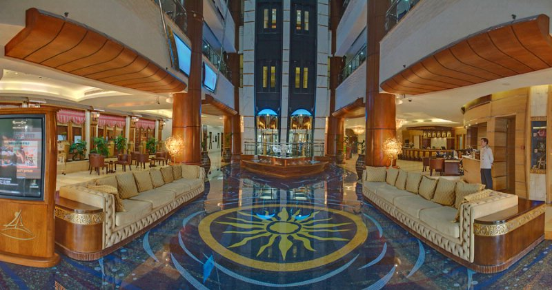 Grand Excelsior Hotel Bur Dubai 1 of 12