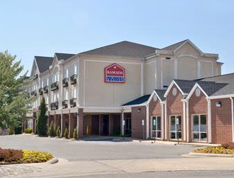 Ramada Limited Little Rock 1 of 12