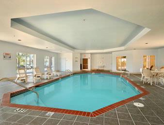 Indoor Heated Swimming Pool 11 of 12