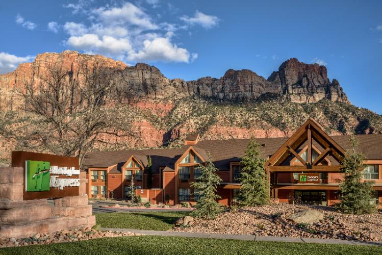 Holiday Inn Express / Springdale Zion Park