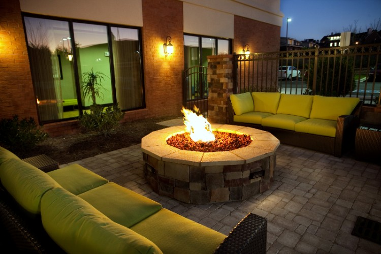 Patio And Fire-Pit 7 of 17