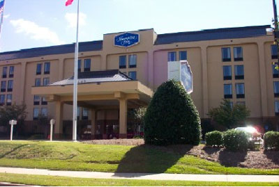 Image of Atlanta Southlake Hampton Inn
