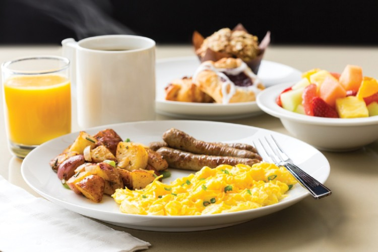 Complimentary Hot Breakfast Daily 3 of 10