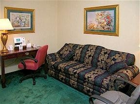 Spacious Suite With Working Desk/sitting Area 6 of 9