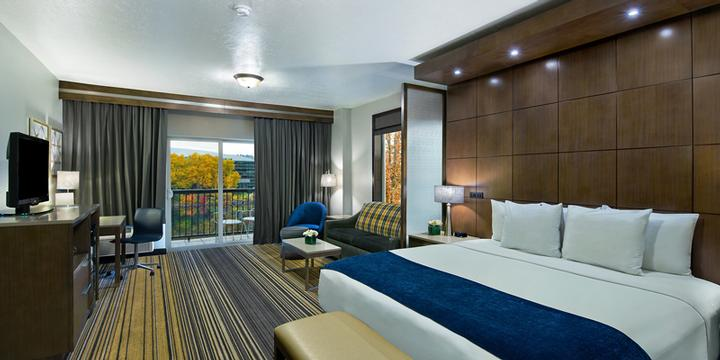 River View Executive King Suite 5 of 18