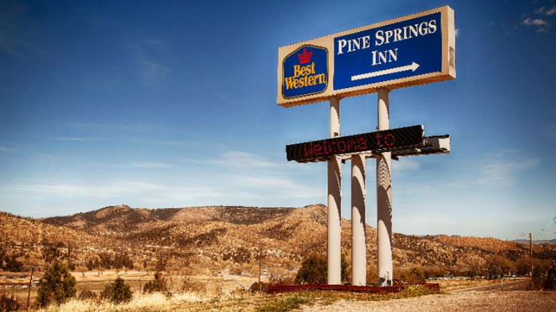 Make Your Stay Special When You Book A Room At The Best Western Pine Springs Inn 3 of 13