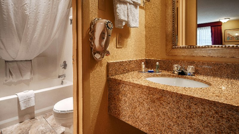 All Guest Bathrooms Have A Large Vanity With Plenty Of Room To Unpack The Necessities 7 of 13