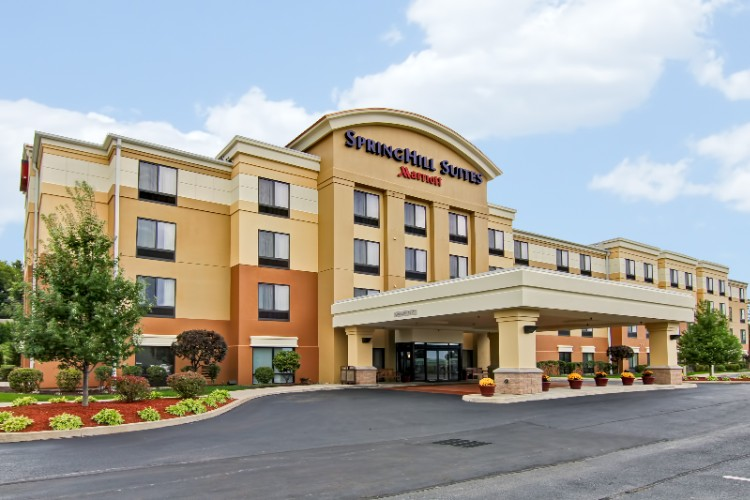 Springhill Suites by Marriott Erie 1 of 9
