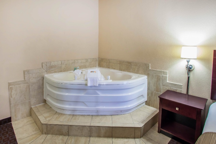Jacuzzi Suite 23 of 24