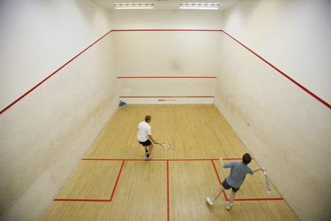 Squash Courts At North Grounds Fitness Center 16 of 18