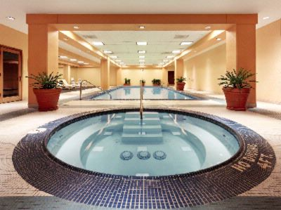 Indoor Pool With Hot Tub & Sauna 5 of 8