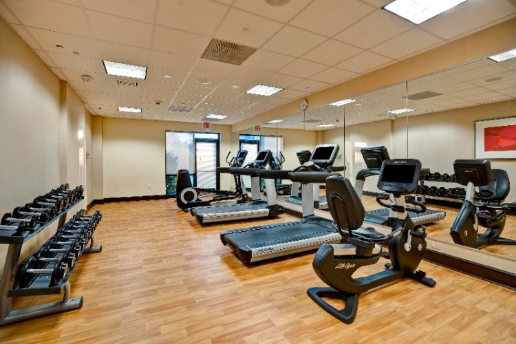 Exercise Room 9 of 12