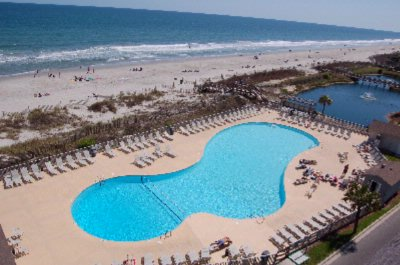 The Best Swimming On The Beach At Our Ocean Front Pool 9 of 12