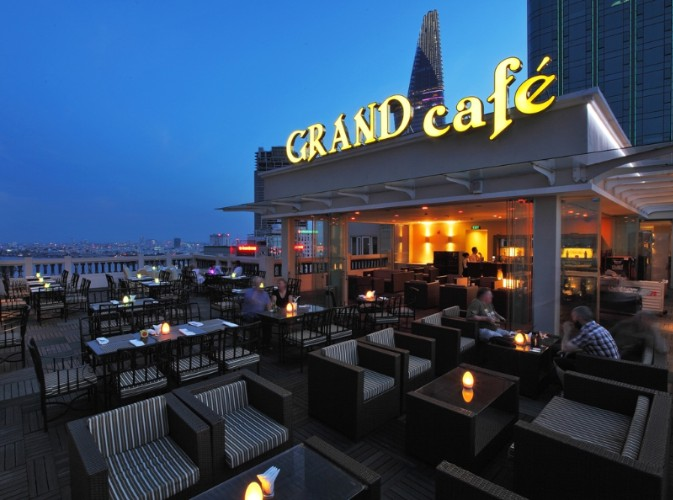 Rooftop Grand Cafe 5 of 16
