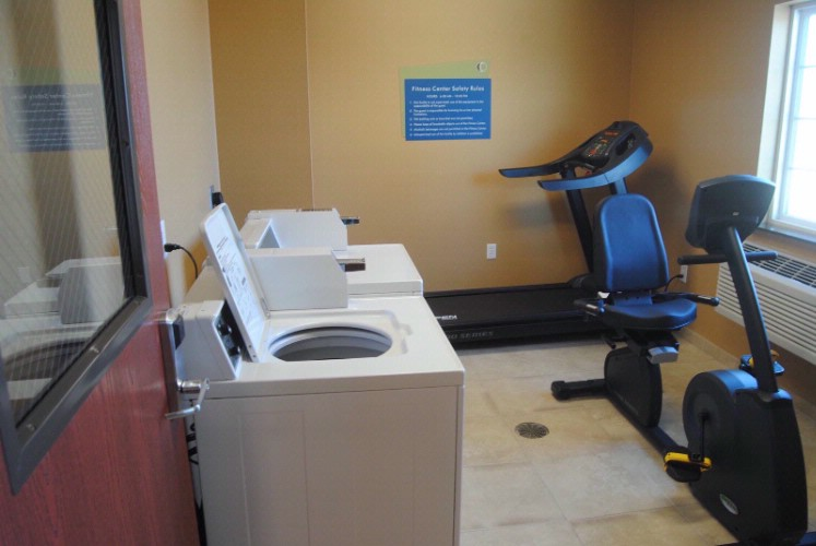 Guest Laundry/fitness Room 3 of 12
