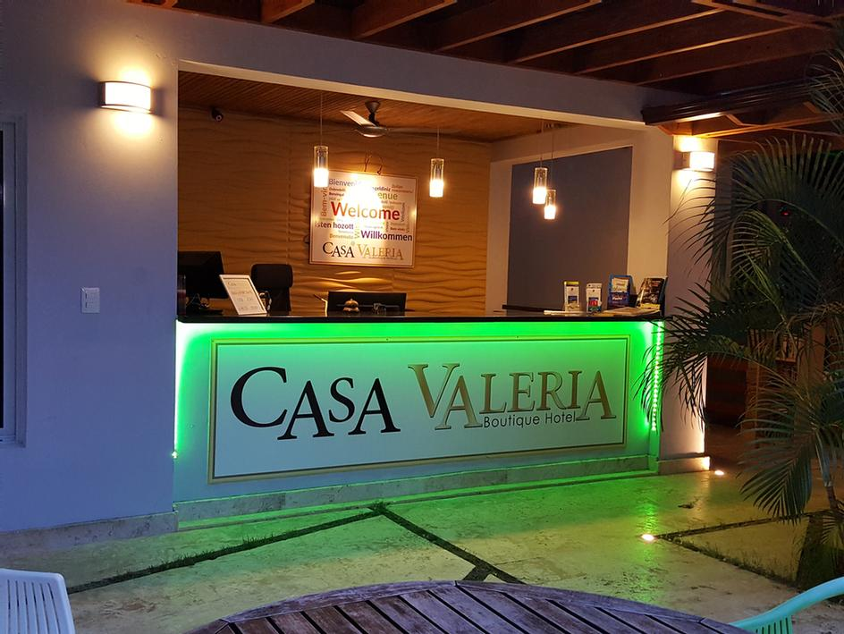 Restaurant At Casa Valeria 5 of 11