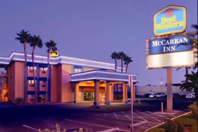 Best Western Mccarran Inn 1 of 6