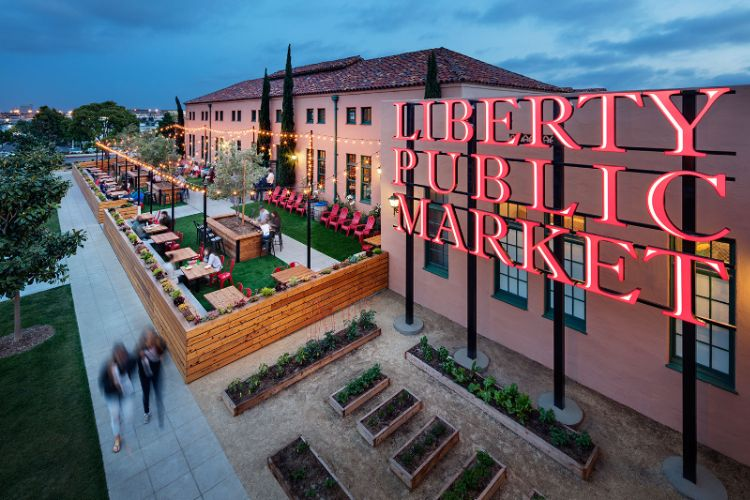 Liberty Station Public Market In Walking Distance From Hotel 12 of 20