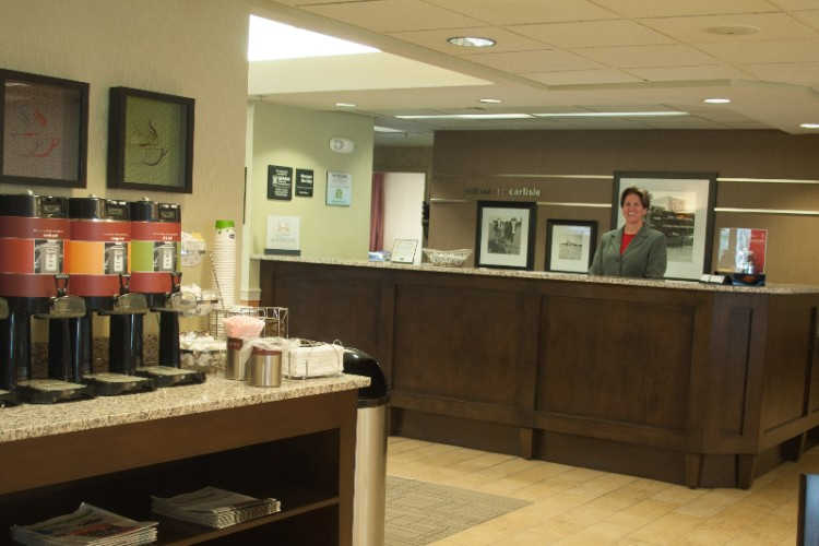 Front Desk And 24 Hour Coffee Area 15 of 15