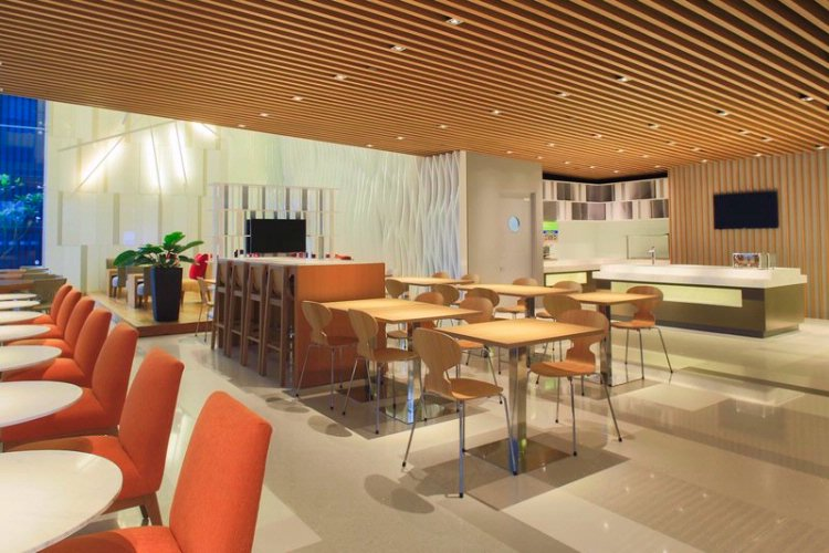Holiday Inn Express Singapore Orchard Road 1 of 4