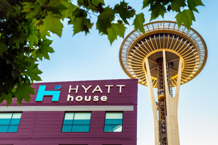 HYATT HOUSE SEATTLE DOWNTOWN Seattle WA 210 5th North 98109