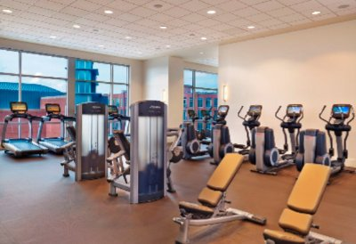 Westin Fitness Center 6 of 16