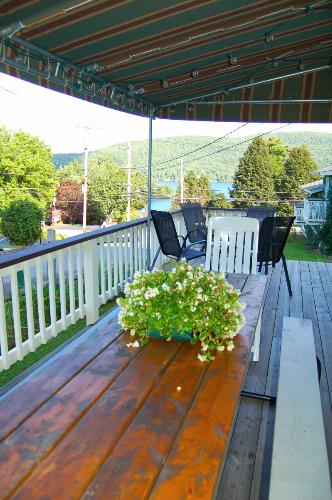 Our Outdoor Deck 7 of 14