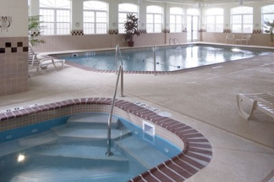 Indoor Swimming Pool And Whirlpool 8 of 11