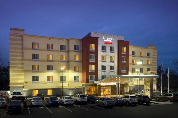 Fairfield Inn & Suites Arundel Mills BWI Airport 1 of 31
